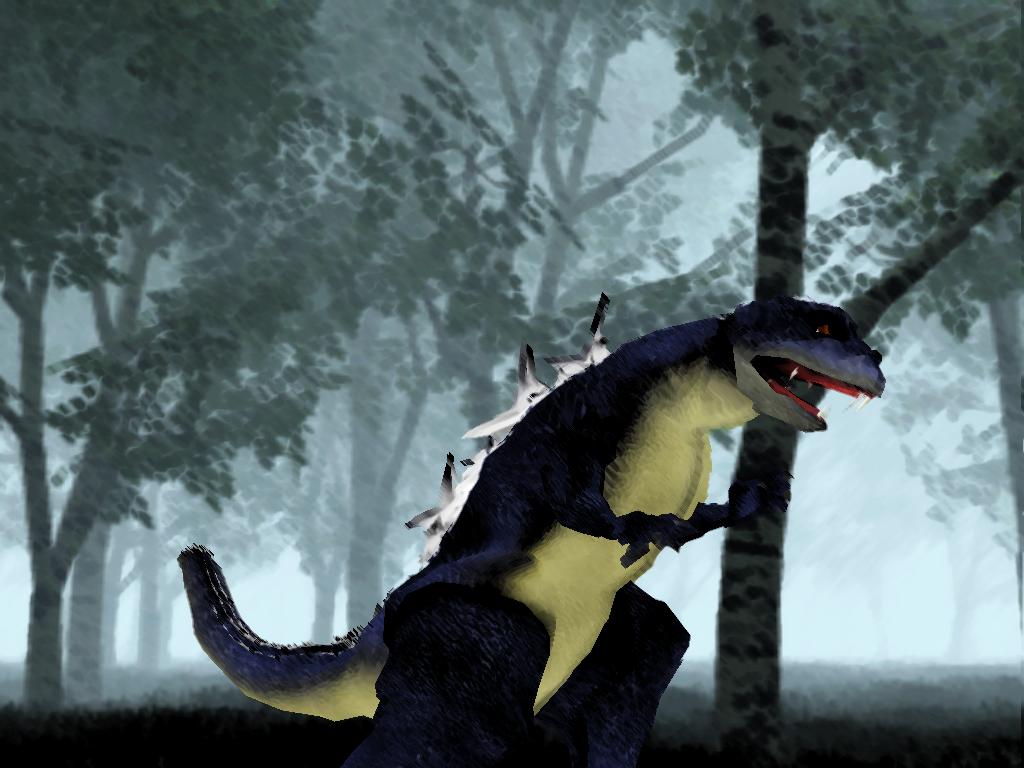 A Forest stroll by Gorosaurus65
