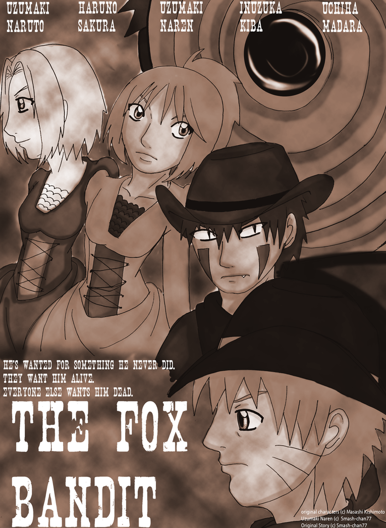 The Fox Bandit: Promo by smash-chan77