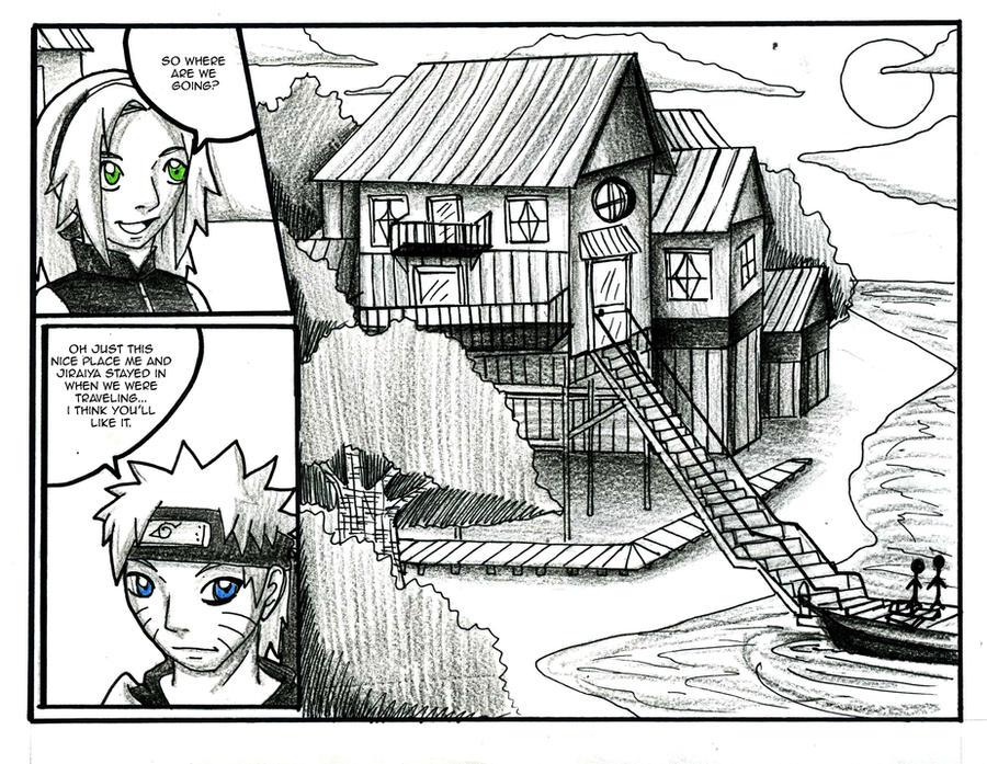 Naruto: Summer Lovin pg 5-6 by smash-chan77
