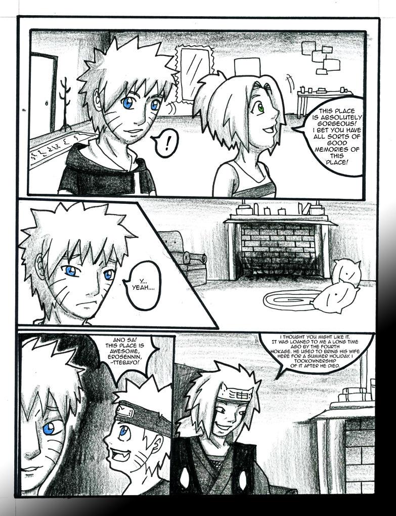 Naruto: Summer Lovin pg 9 by smash-chan77