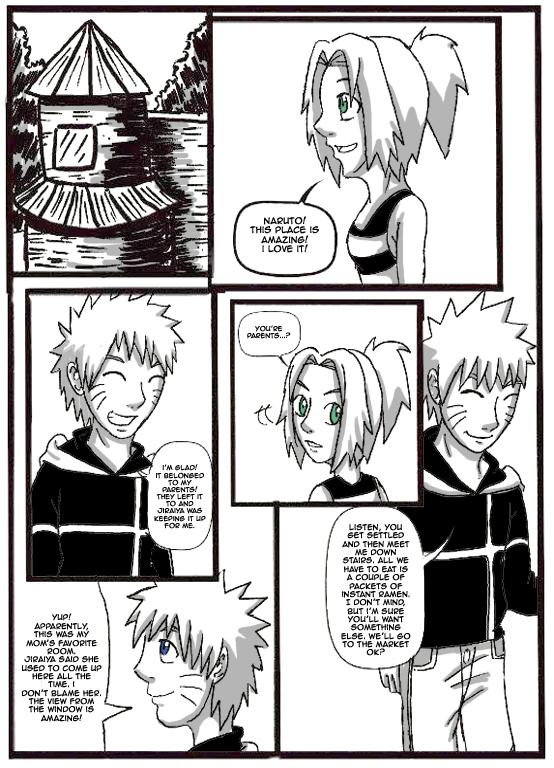 Naruto: Summer Lovin' pg 17 by smash-chan77