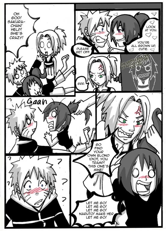 Naruto: Summer Lovin' pg 24 by smash-chan77