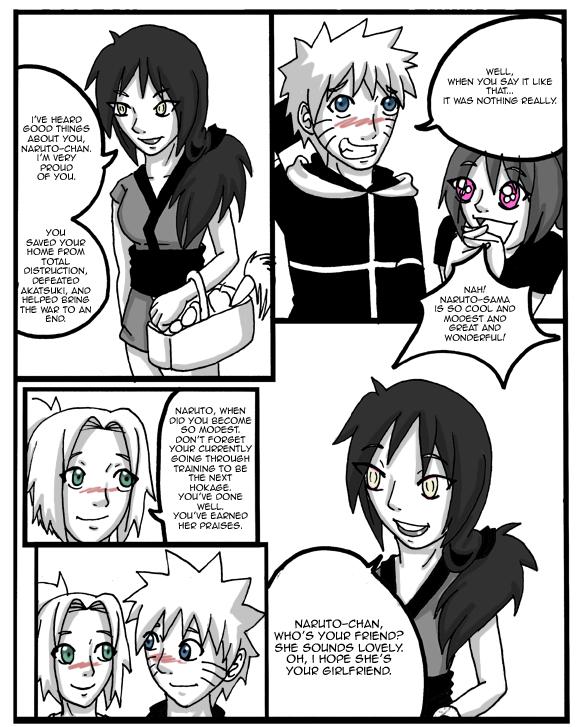 Naruto: Summer Lovin' pg 27 by smash-chan77