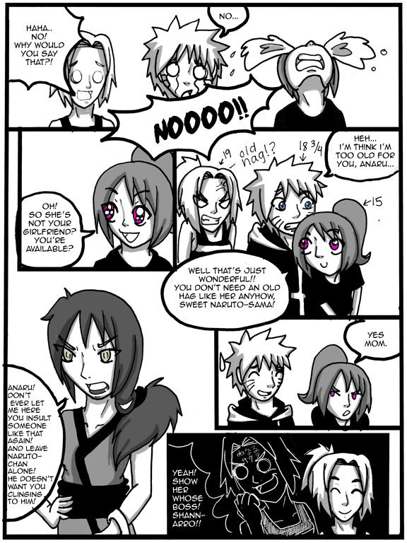 Naruto: Summer Lovin' pg 28 by smash-chan77