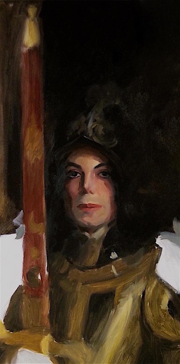 Michael as Sentry study