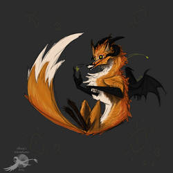 Demon fox