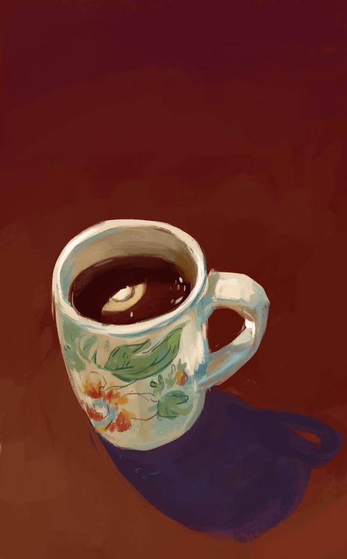 Mug by LittleLittleMuy