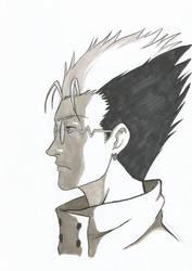 Vash the stampede - Trigun by Hisagi-Taicho