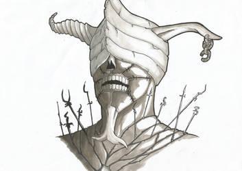 Concept Demon by Hisagi-Taicho