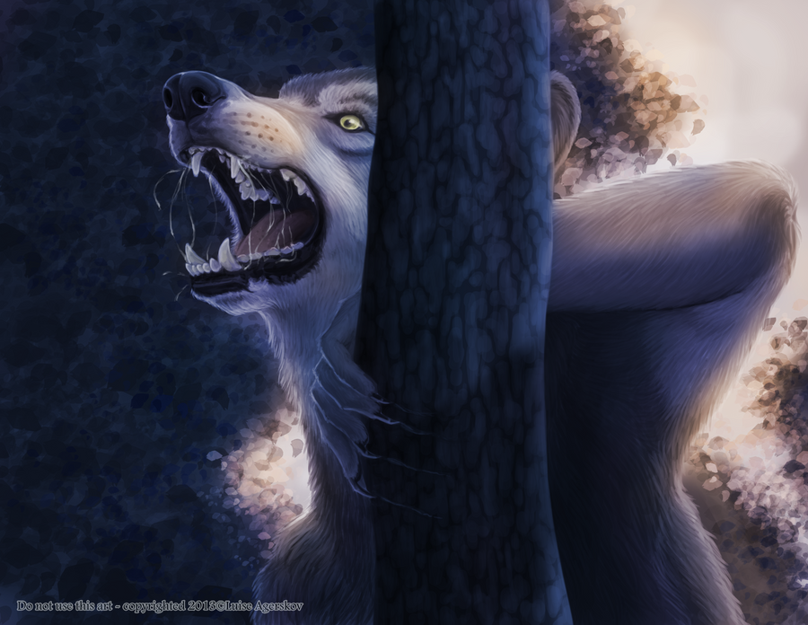 Hunter by Danesippi