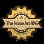 Horse-Art-RPG Badge by Danesippi