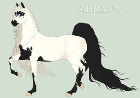 sibrano import for casthepizzaman by Danesippi