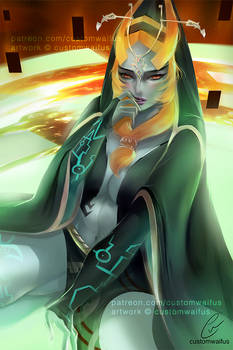 +NSFW Level 1 Midna (FREE TO USE)