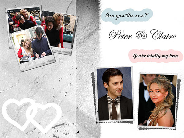 Paire Wallpaper by Heroes-Couples-Club