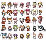 Magical Chibi Army
