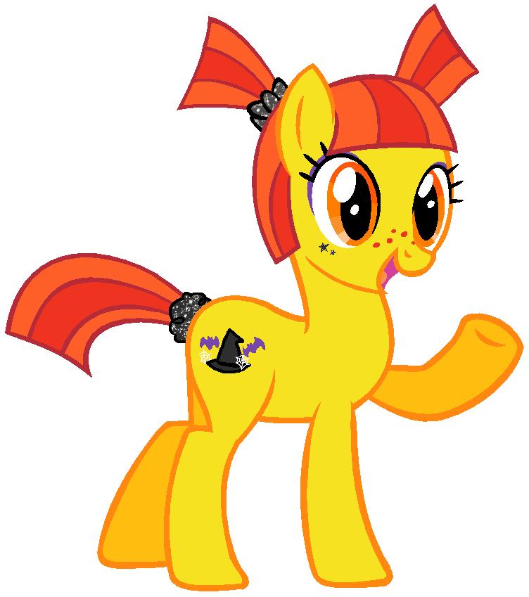 Draw To Adopt: Halloween Pony (CLOSED) by BronyBase on DeviantArt