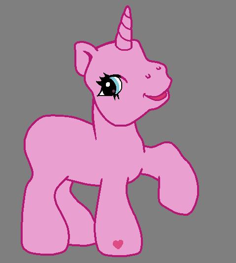 Unicorn Gen 3 Base by BronyBase