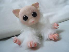 Baby Fox Doll by judithchen