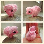 Fluffle Puff XS Art Doll