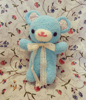 Sock Teddy (Large) by judithchen