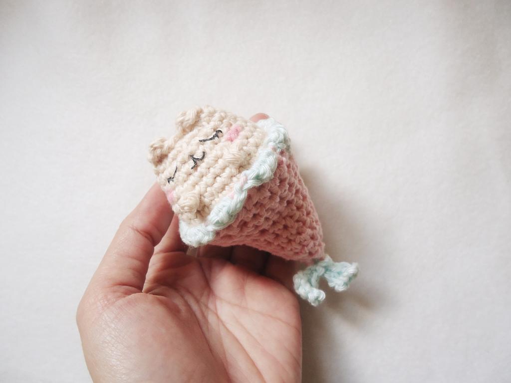 Pusheen Amigurumi Free Pattern : Mermaid Pusheen Crochet Pattern by judithchen on DeviantArt