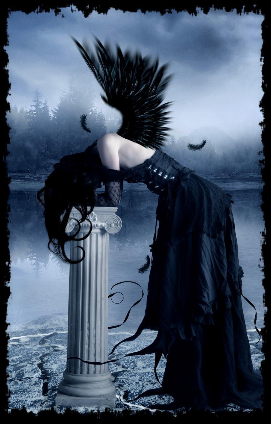 Despair Angel by Cirasella on DeviantArt