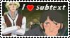 Subtext stamp