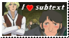 Subtext stamp by BenjixShingo