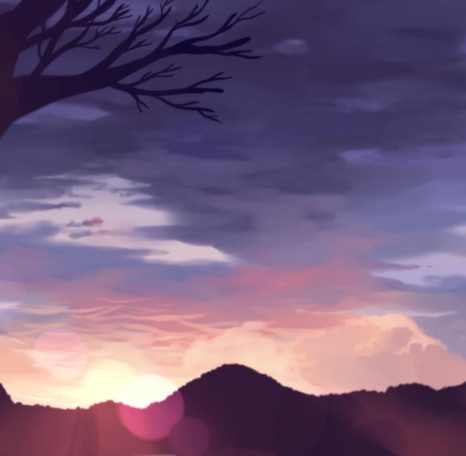 A gentle sun. by longestdistance