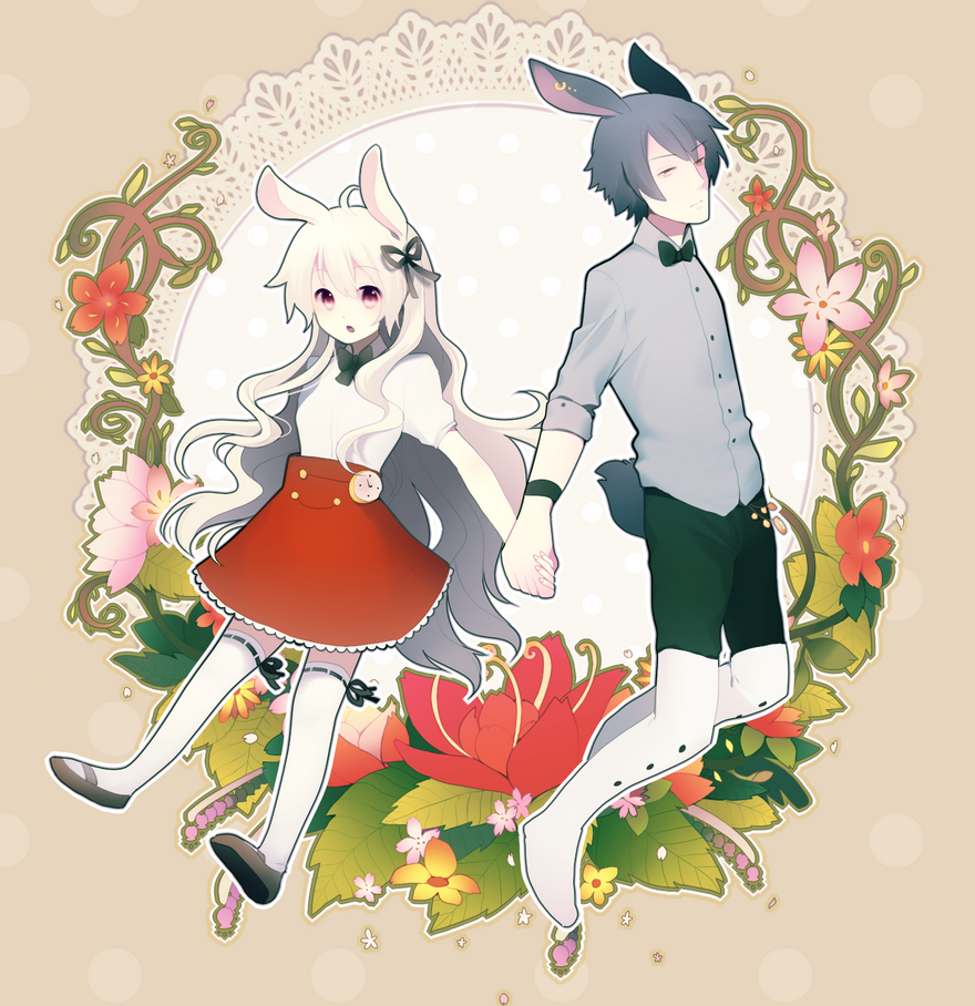 Bunny love by longestdistance