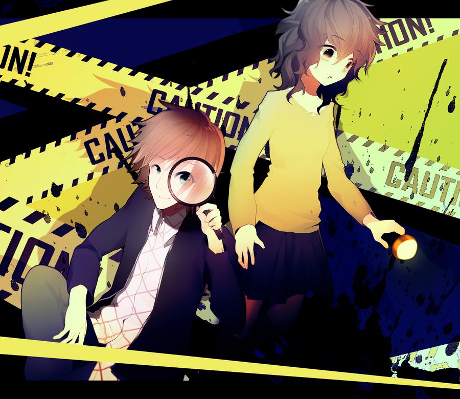It's detective time! by longestdistance