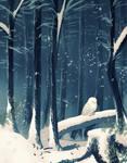 Snowy Owl Forest