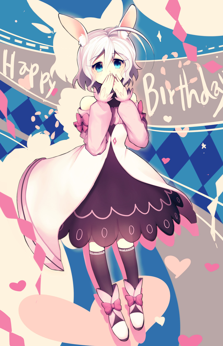 Happy birthday GotNoJob! by longestdistance