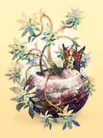 Succulent fairy.