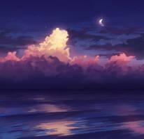 Twilight beacon.