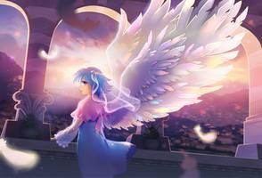 Essie of the angels. by longestdistance