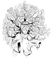 Crown of thorns. by longestdistance