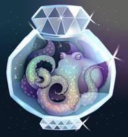 Opal octopus. by longestdistance