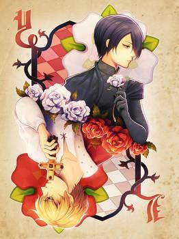 Dearly beloved rose.