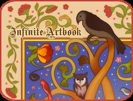 Infinite Artbook Preview. by longestdistance