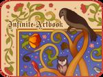 Infinite Artbook Preview.