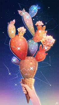 Constellation cactus.