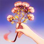 Blooming creativity. by longestdistance