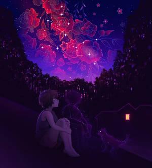 Reading the stars ~ A nostalgic melody