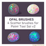 Opal scatter brushes for SAI2