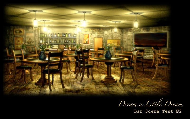 Dream a little dream - Página 4 Bar_Scene_by_ArchLimit