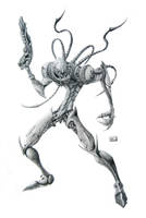 Desiree Skeleton by ArtofLeoLi