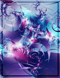 Fractal Storm by LithMyathar