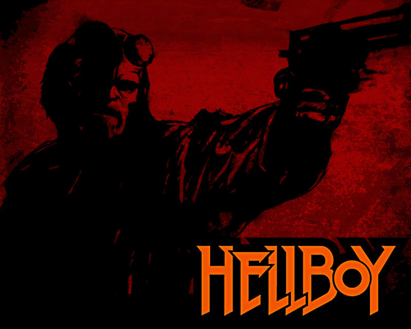 gallery for hellboy wallpaper