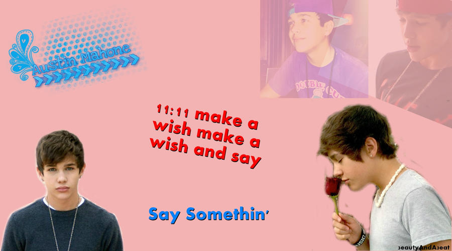 Austin Mahone Wallpaper By 3eautyAndA3eat